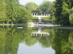 Park Titan Boekarest, zomer '09
