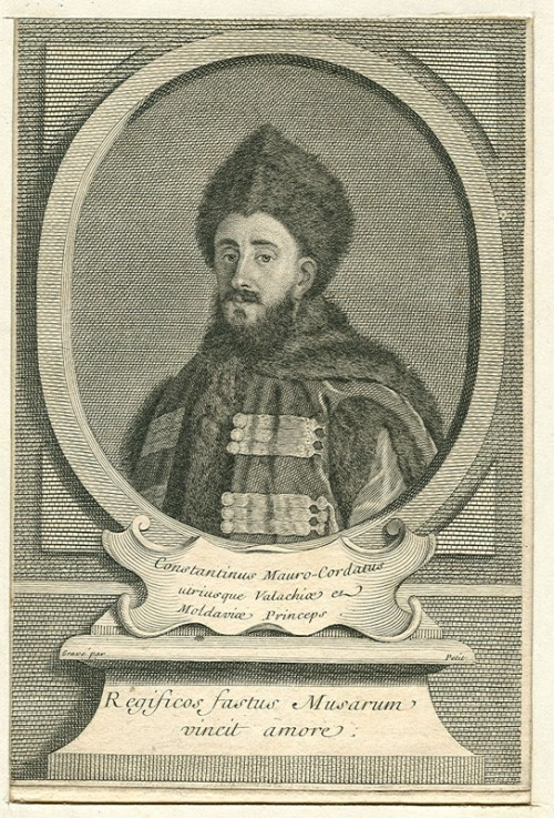 Constantin Mavrocordat (from romanianstudies.org)