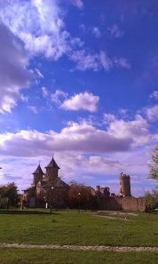 Kerk en uitkijktoren Targoviste