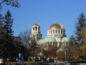 Alexander Nevski-kathedraal, Sofia