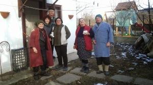 Met de buren, Magura januari 2015