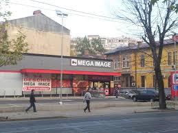 De Mega Image op Bd. Regina Maria (www.managerexpress.ro)
